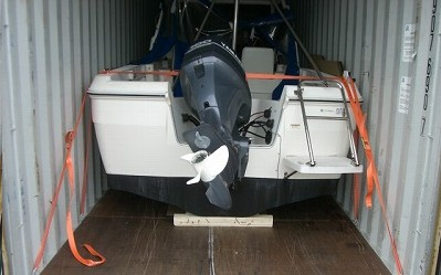 Boat Container Loading Services