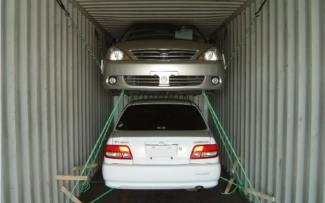 Container Car Shipping to Tema, Ghana