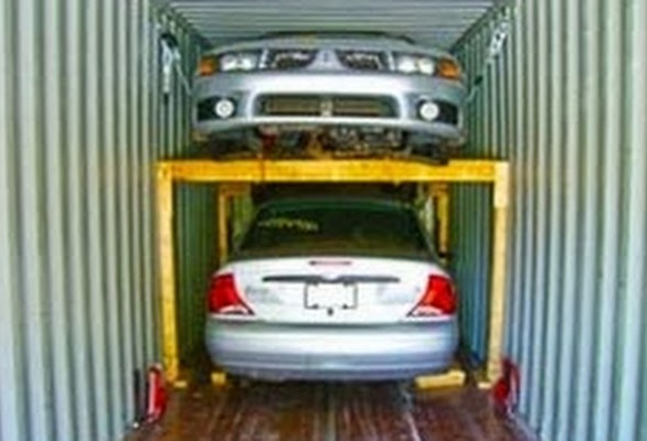 Container Car Shipping to Lome Togo